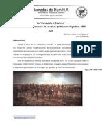 Sobre El Billete de Cien y La Conquista Del Desierto