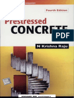 Prestressed Concrete KRISHNA RAJU