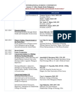 Internationa Nursing Conference Education Day