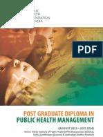 Pgdphm 2013 Brochure