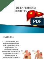 SEMINARIO CUIDADOS DE ENFERMERÍA EN DIABETES