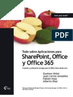 Todo Sobre Aplicaciones Para SharePoint Office y Office 365 - Vvaa - Krasis Press