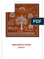 A Glance of ST Poulation in India