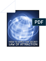 How to Apply Law of Attraction