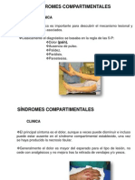 Sindrome Compartimental Parte 2