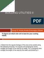 Building Utilities II