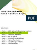 RAS06 Delta Module2 Features & Main Parameters