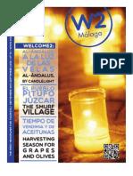 N15 Septiembre 2013 W2Málaga - Welcome 2 Málaga