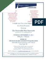 9-17 NYC Maggies List Invite