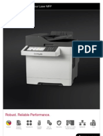 Midshire Business Systems - Lexmark XC2132 - MFP Brochure