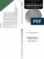 PALMA H-PARDO R-Epistemologia de Las Ciencias Sociales