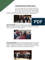 NIVELES DE ORGANIZACIÓN DEL PODER JUDICIAL