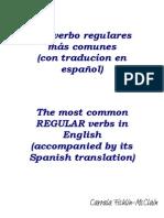 Los verbo regulares más comunes (1300 plus)-signed