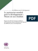 Mdg Gap Report 2011 Fr