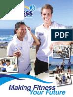호주 SELC CER III in Fitness