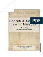 Search & Seizure Law in Missouri