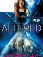 Read an excerpt of ALTERED by Gennifer Albin!
