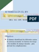 04 Ictericia Neonatal
