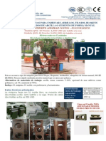 2.2. SHIBANGPERU MÁQUINAS HIDRAULICAS PARA  FABRICAR LADRILLOS TILOJOS QMR2-40, SY1-10, SY1-25, SY1-20 - EXT