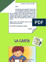 Lenguaje La Carta