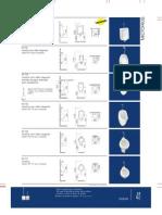 Catálogo Altura dos pontos de esgoto de mictórios