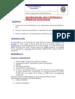 cuencas petroleras de Ecuador.doc