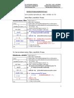 Estructuras Repetitivas I(Problemas Ressueltos