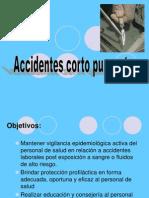 6. Accidentes cortopunzantes