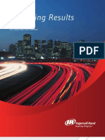 Ingersoll Rand Annual Report 2012