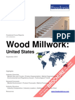 Wood Millwork