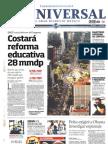 Portadas Medios Nacionales Jue 05 Sept 2013