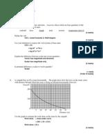EdUnit 5 Answers (1995-2006)excel Physics