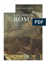 Ward Perkins, Bryan - La_Caida_De_Roma