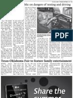 Hollis News - TWD