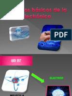 principios básicos de la electrónica