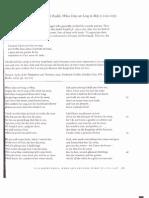 Troubadour Poems and Fabliaux