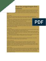 Pengertian Akun Dan Penggolongan Akun Dalam Akuntansi