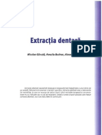 63-103 Extractia dentara