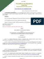 Decreto nº 6049