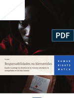 Informe Anual Human Rights Watch