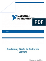 LabVIEW Control Design and Simulation Module