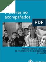 Informe Menores no Acompañados[1]