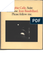 Baudrillard - Please Follow Me