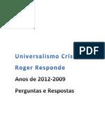 105244817 Roger Bottini Paranhos Responde Universalismo Cristico Avancado