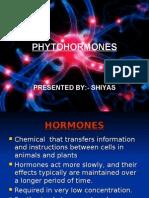 PHYTOHORMONES