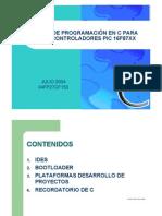 Curso de Programacion en C++ Para Microcontroladores PIC 16F87XX