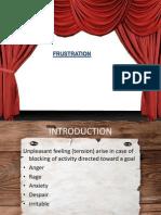 Frustration&Defense Ppt
