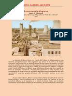 Crítica Marxista Leninista - O'Donnell - La Economía Albanesa. Capítulo 10 de 'A Coming Age. Albania Under Enver Hoxha' (1999)