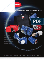 Muncie Power Product Brochure