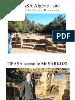 TIPAZA (Algerie ) Ville Romaine